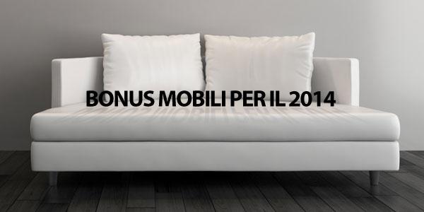 Marzo 2014 studio capriotti for Bonus arredi 2016