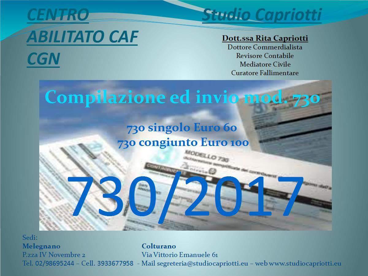 Mod 730 anno elegant mod u prospetto di with mod 730 anno for Scadenza presentazione 730 anno 2017